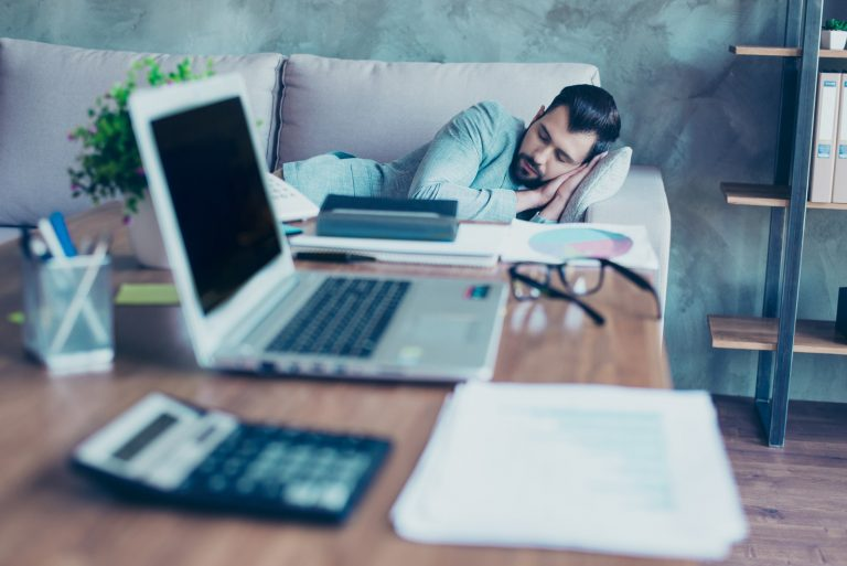 Is Workplace Napping the Next Step for Wellbeing
