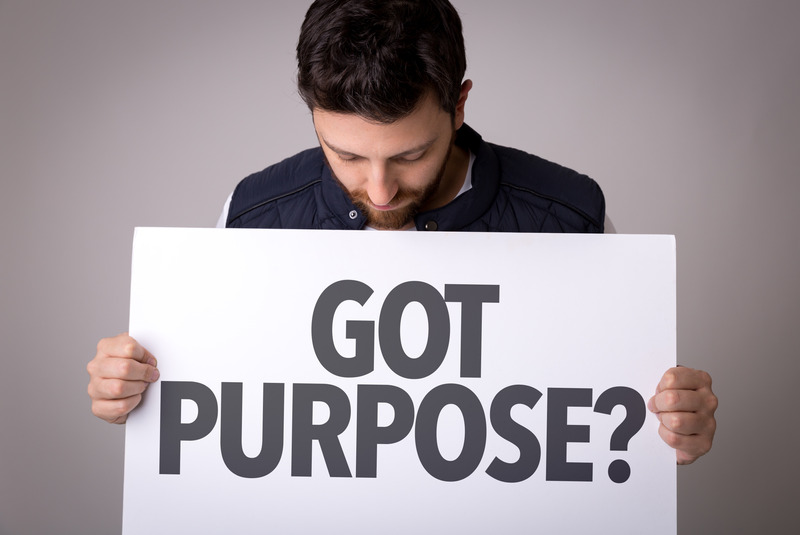 Choose Purpose over Passion